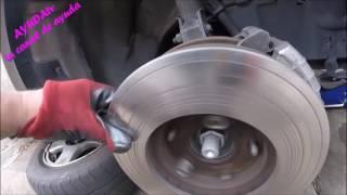 Como Reparar Los Discos de los frenos - Rotores de mi Carro
