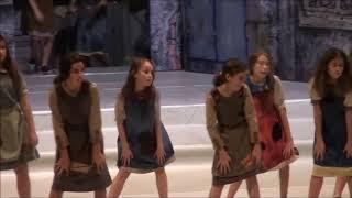 """Annie Musical """"Fully Dressed"""" ( Gülümse ) Mozart Akademi Children Chorus"""