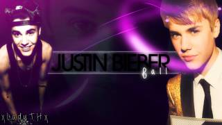 Justin Bieber - Fall (Acoustic) - Instrumental|Background Voice
