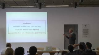 Proof Spaces - Andreas Podelski