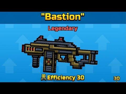 Pixel Gun 3D Android Gameplay Bastion