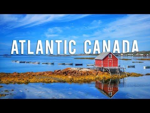 ATLANTIC CANADA ROADTRIP MONTAGE VIDEO!