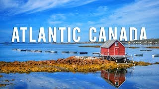 ATLANTIC CANADA ROADTRIP MONTAGE VIDEO!