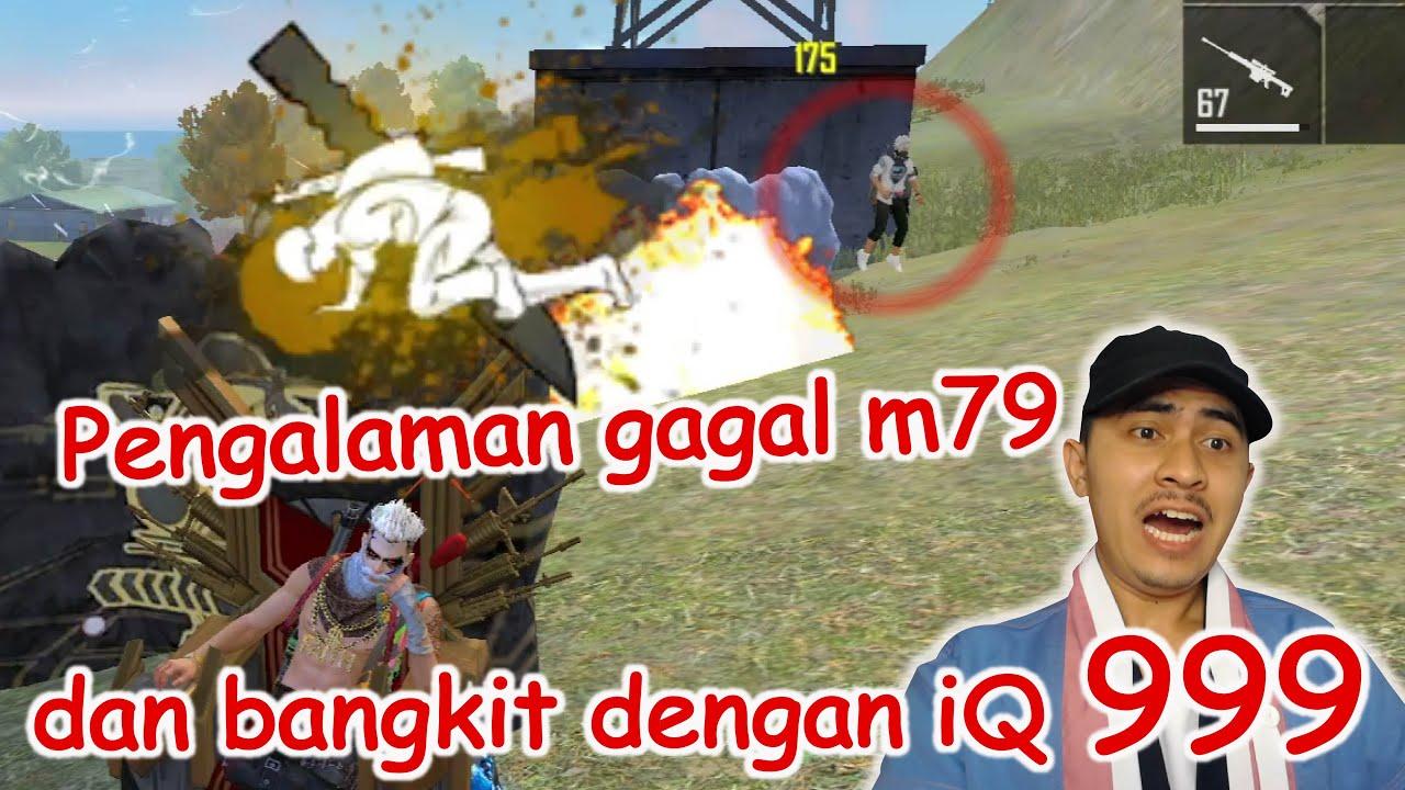 TONTON INI KEGAGALAN M79 FISIKA DAN BANGKIT DENGAN IQ 999