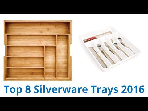 8 Best Silverware Trays 2016