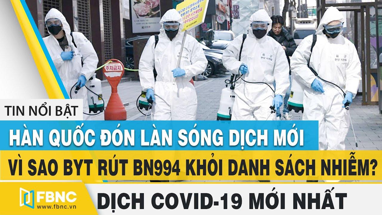 Tin tức Covid-19 mới nhất hôm nay   Tình hình dịch Corona tại Việt Nam ngày 21/8   FBNC