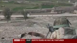 18.02.09 - Operation Diesel Seizes £50m of Heroin in Afghanistan