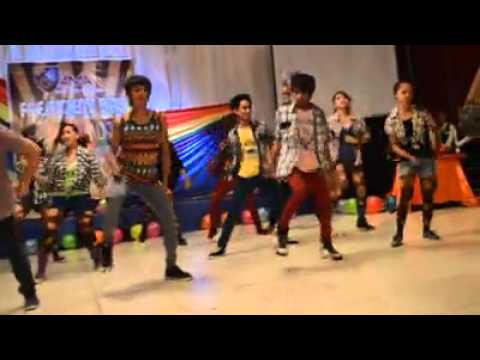 AMA LUCENA FUNKY ACQUAINTANCE PARTY 2014 (SSDG)