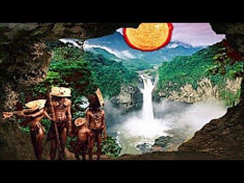 Die Welt Im Inneren Der Erde - ¡Ureinwohner Des Amazonas Entdecken ...