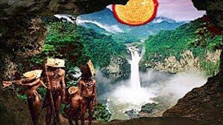 Die Welt Im Inneren Der Erde - ¡Ureinwohner Des Amazonas Entdecken Das Land Der Riesen!