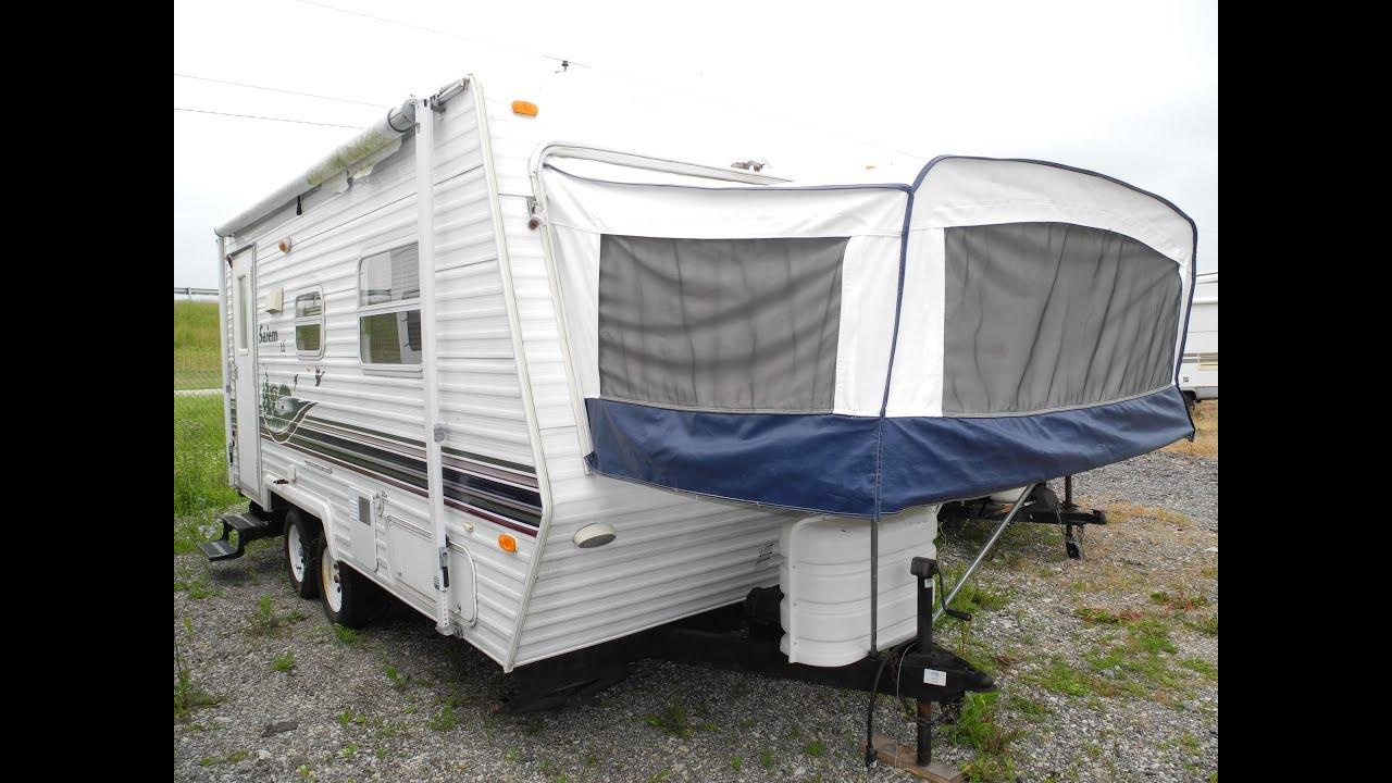 Sold 2003 Salem 19ex Expandable Hybrid Rv Camper Travel