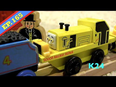 Boco and the Cocoa  Thomas & Friends Wooden Railway Adventures  Episode 165