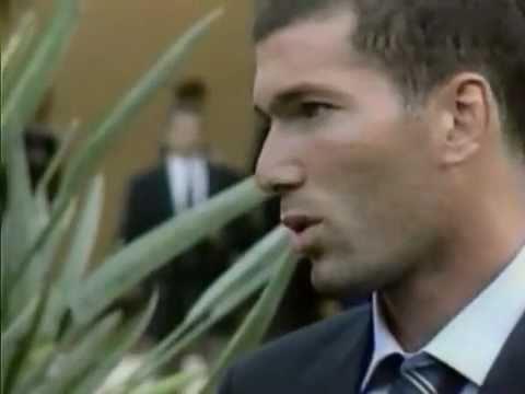 Zinedine Zidane Doku Fussballstars German/Deutsch