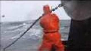 Bering Sea Winter Fishing