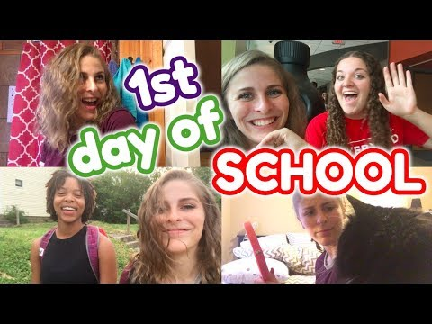1st Day of School GRWM | A Day in My Life | The Ohio State University | VLOG