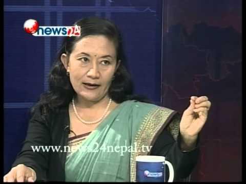 LAW MAKER SHAKTI BASNET & FORMER LAW MAKER USHA KALA RAI - ISSUE OF THE DAY