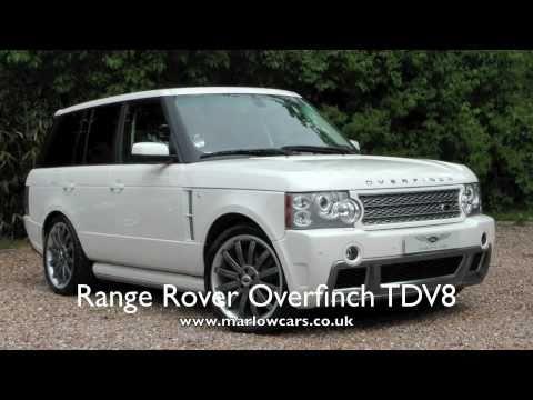 Range Rover Overfinch Youtube