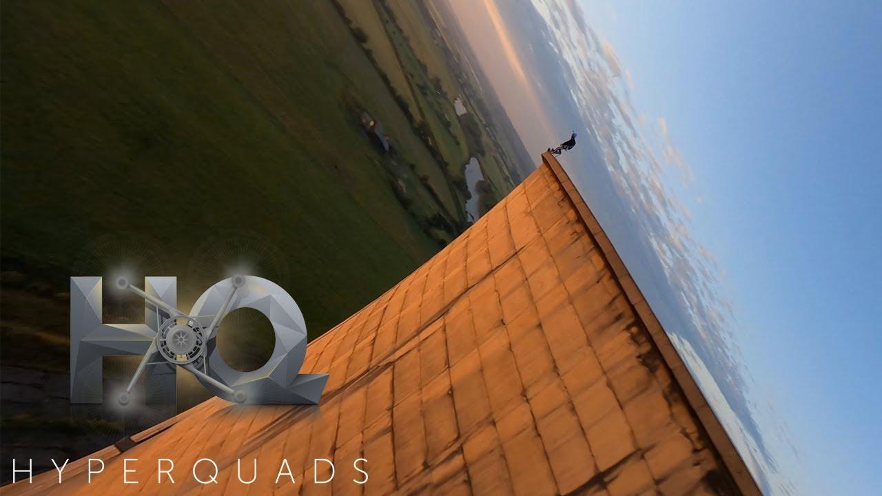 Base Jumping Willington Power Station | FPV Hypercine #Shorts