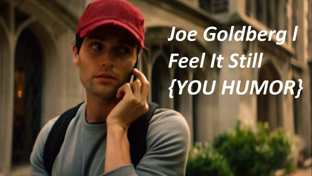 Joe Goldberg l Feel It Still {YOU HUMOR} - YouTube