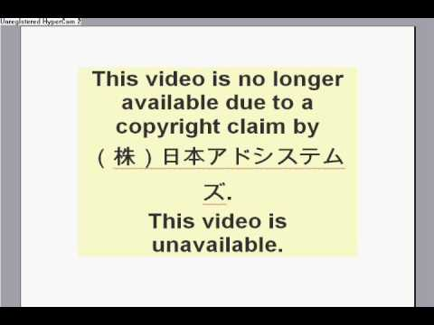 This video is no longer availa...