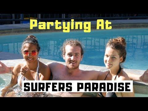 Surfers Paradise Bunk Hostel Review / Pub Crawl