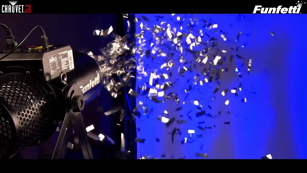 how to make a confetti launcher