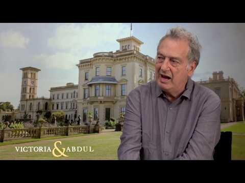 """""""Victoria and Abdul"""" Interview:  Director Stephen Frears"""