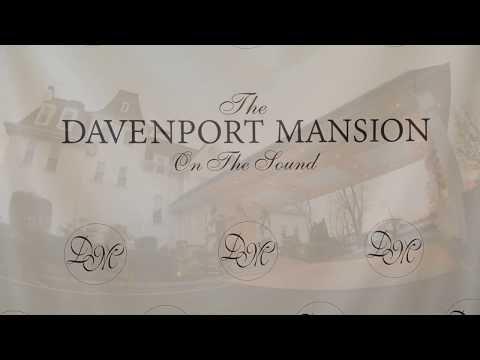 Davenport Mansion fall/winter video tour