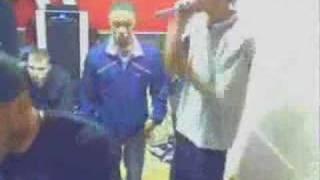 Dj Mix Breed at Axefm(Poet & Skribz)