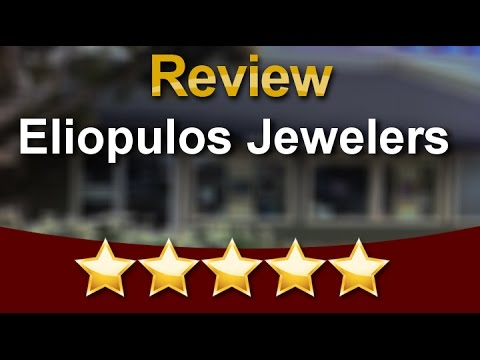 Eliopulos Jewelers Good Review by Marie B. (custom jewelry)