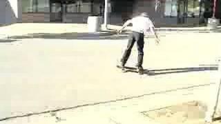 Frontside 180 Over Sidewalk Thumbnail