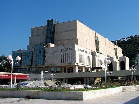 PATRIMOINE NATIONAL. La bibliothèque nationale, Hamma ALGER