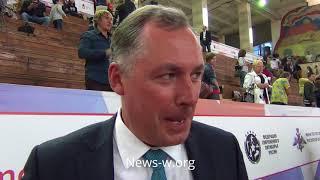 Станислав Поздняков на Кубке Кремля 3.09.2017