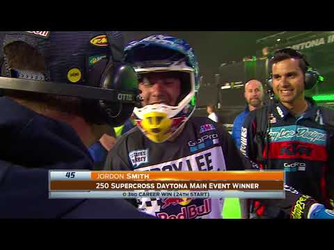 Supercross 450 And 250 Main Events Daytona Round 10 2018