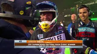 Supercross 450 And 250 Main Events Daytona Round 10 2018