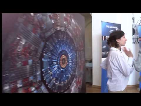 science & art exhibition @ Tbilisi State University - Georgia 2018