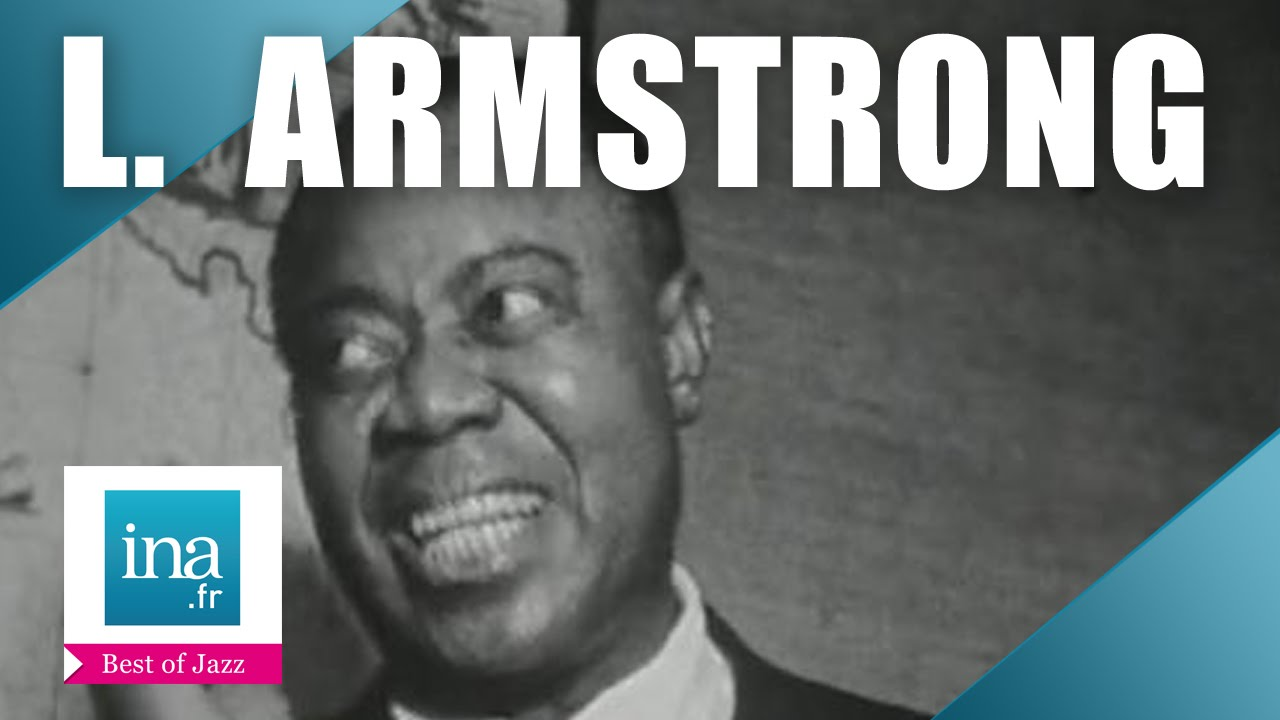 Louis Armstrong : rencontre exclusive et concert à Paris en 1965 | Archive INA jazz