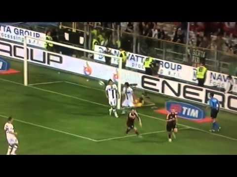 Jeremy Menez Cheeky Backheel Goal for AC Milan