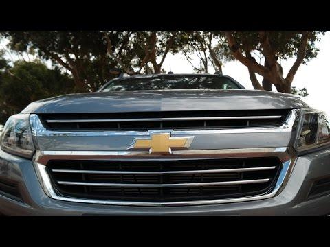Chevrolet Trailblazer Ltz 4x42017 Take To The Trails Youtube