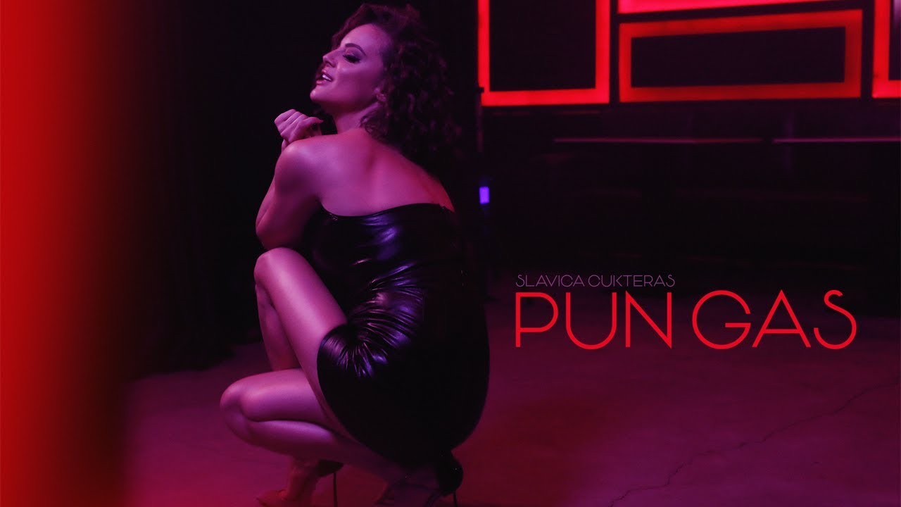 Slavica Cukteras - Pun gas - OFFICIAL VIDEO 2019