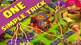 Clash of Clans - One Simple Trick to Winning More Battles / Defenses!