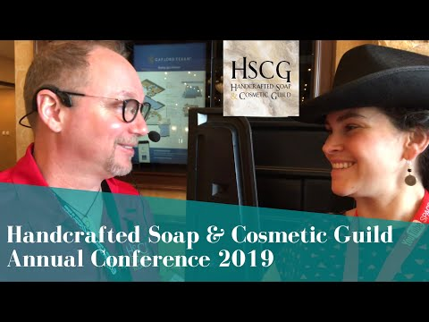 Handcrafted Soap & Cosmetic Guild Annual Conference | Dallas, Texas 2019