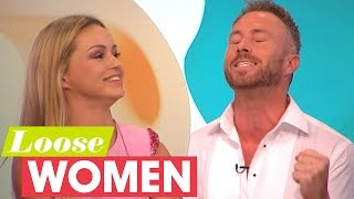 James And Ola Jordan Reveal Strictly Partners They Weren't Happy With | Loose Women
