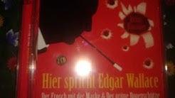 Hier spricht Edgar Wallace - Der grüne Bogenschütze 2003 Hörbuch