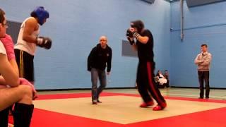 UKC Kickboxing: Canterbury vs Medway 3