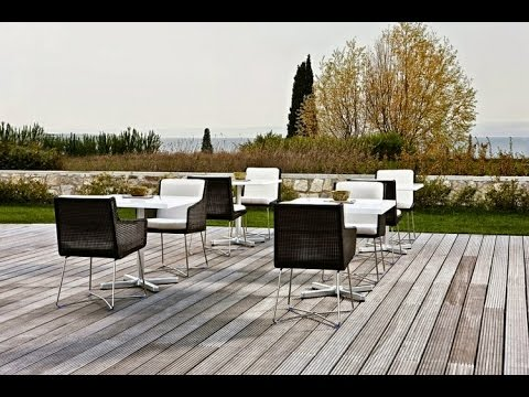 5 Modern Garden Furniture Sets Enjoy Sitting In The Garden