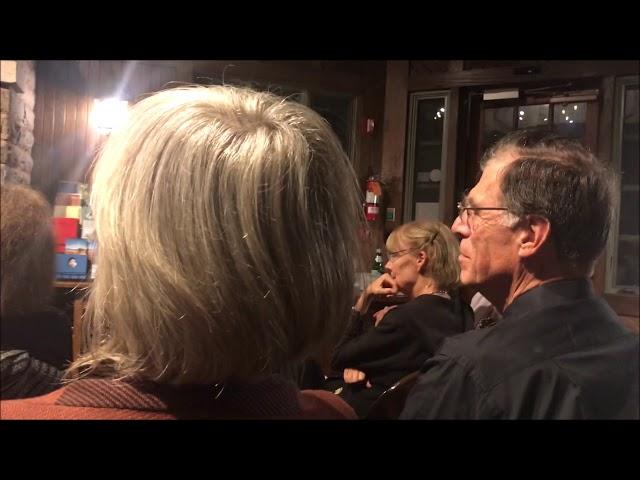 D  Nurske, Sally Bliumis Dunn, Alison Jarvis reading Sept 2018