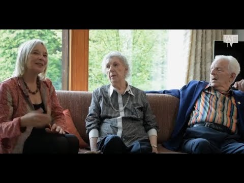 Interview of Wilfred and Jeannette Cass founders of the Cass Sculpture Foundation