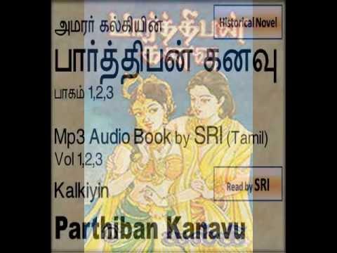 002 - Parthiban  Kundavi Love - Parthiban Kanavu Mp3 audio book by Sri