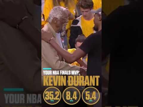NBA 2017 FINALS MVP